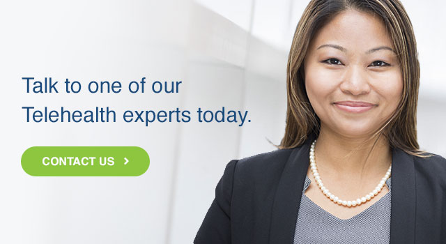 Connect with one of our telehealth experts today